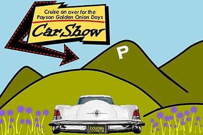 Payson Onion Days Car Show