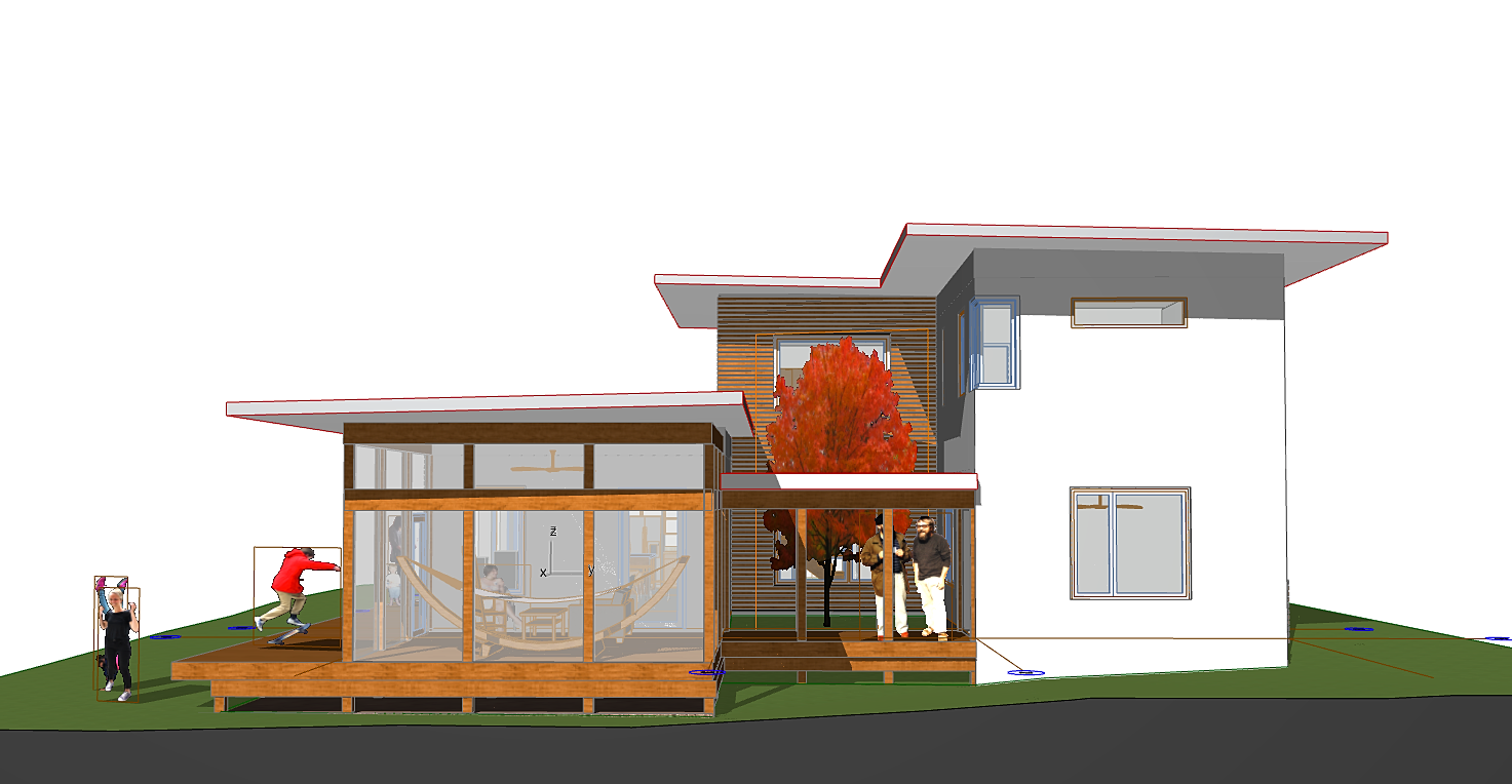 Net zero home house plans - Net zero home design ...