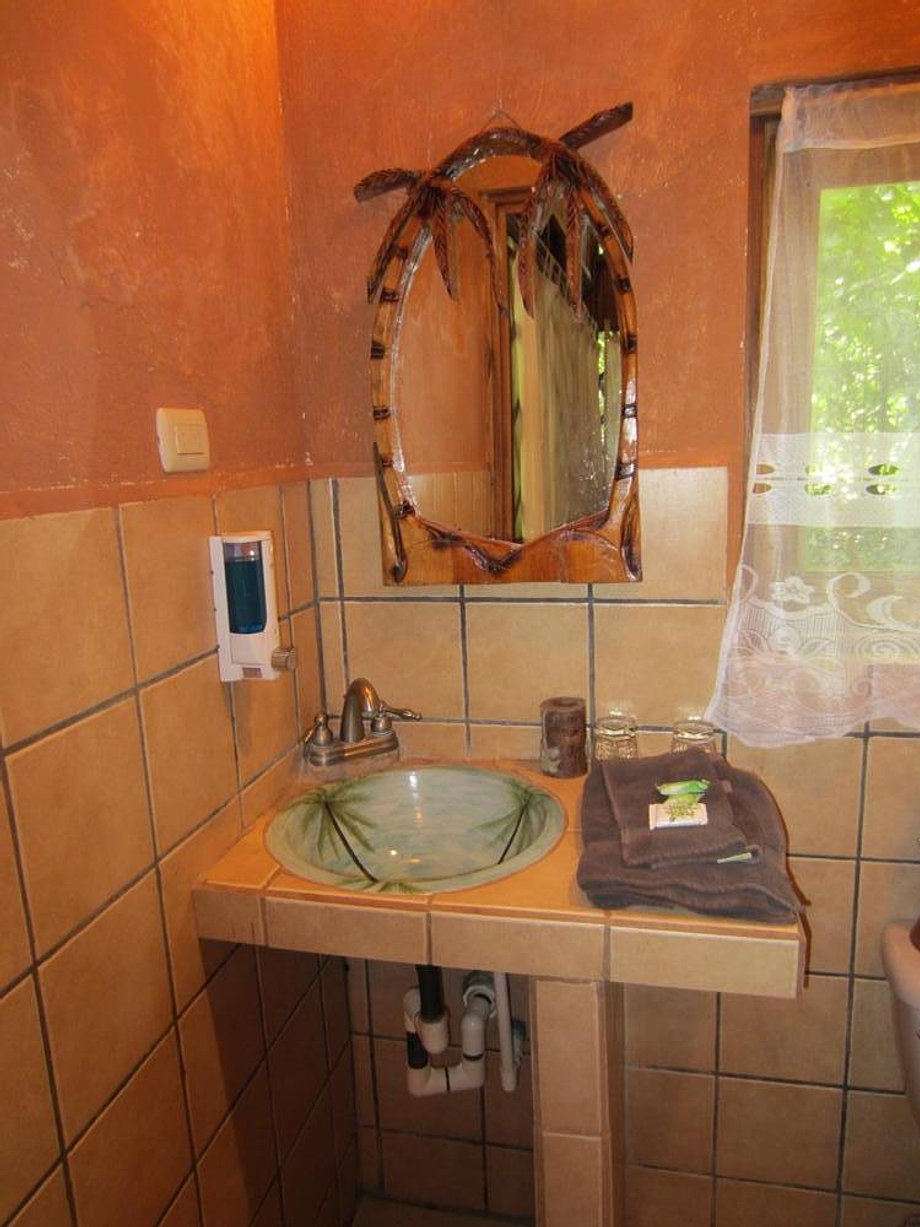Private washroom in Bungalow