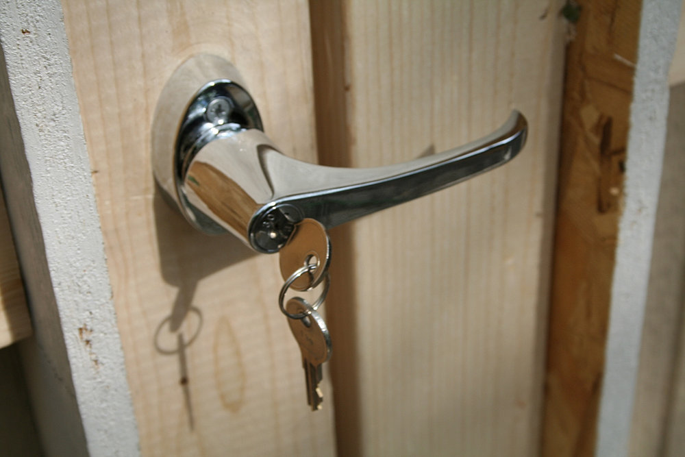 tuff shed locking door handle | garden shed ideas designs