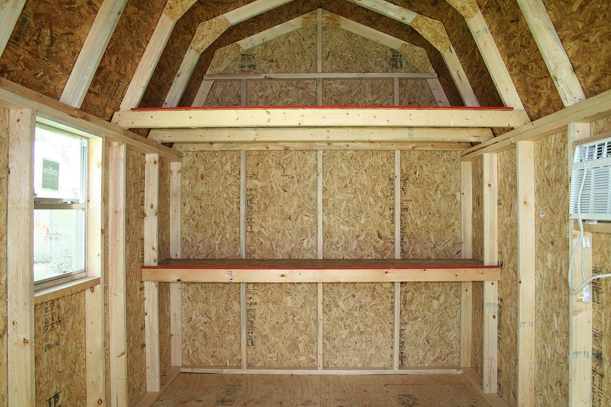Barns   Custom Wood Storage Sheds   San Antonio Texas   8x10
