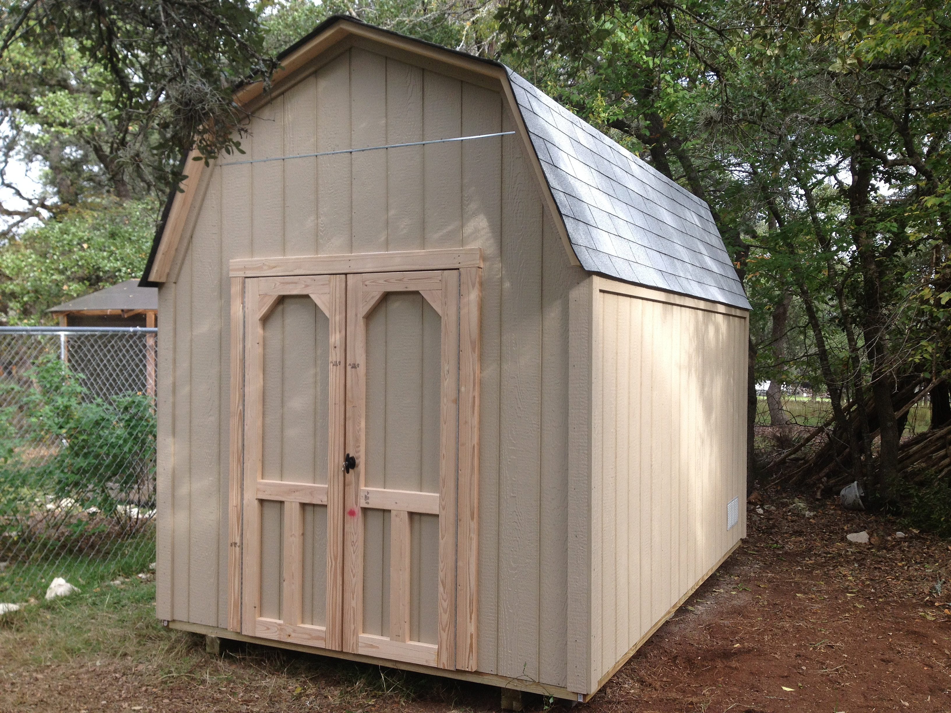 All con shed 3 x 1 for Sheds and barns
