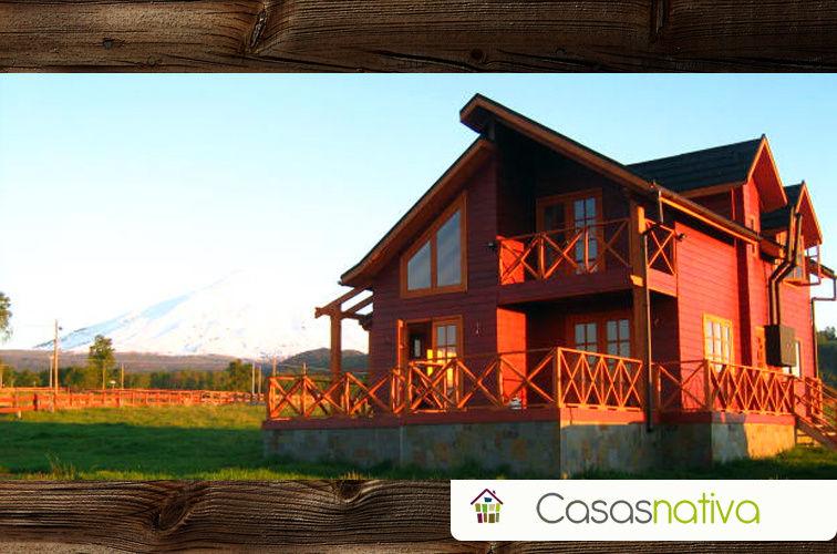 Casas de madera llave en mano for Casas llave en mano
