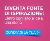 DIVENTA FONTE DI ISPIRAZIONE!