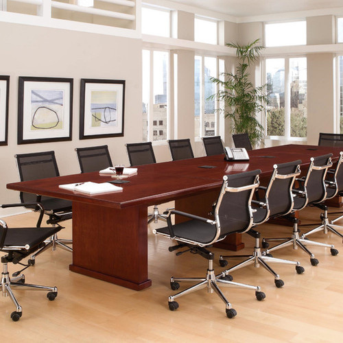 Expandable Conference Tables In Collection - 18 foot conference table