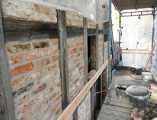 Restaurering av murverk