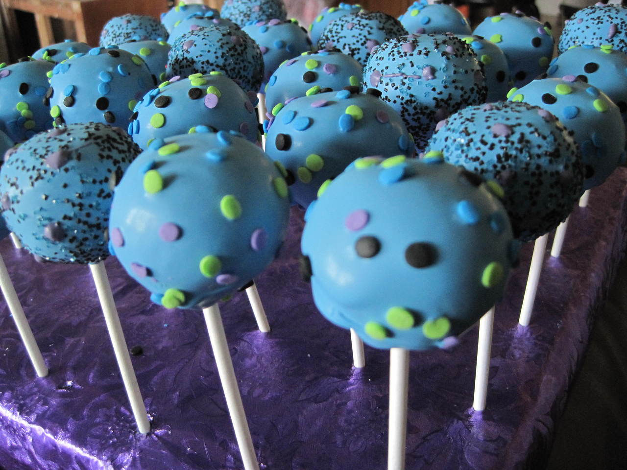 Denver Bakery Cake Pops