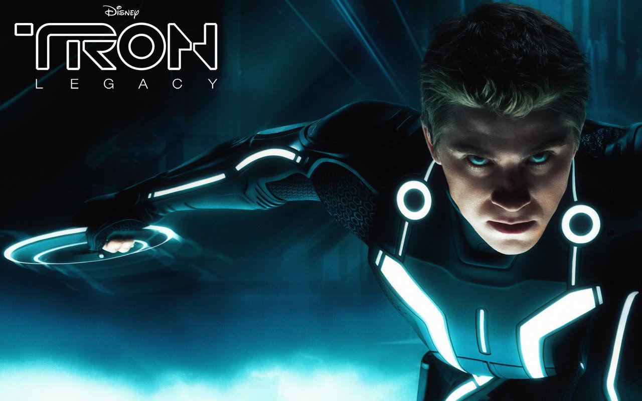 Sam Flynn 2 Tron Legacy Wallpaper