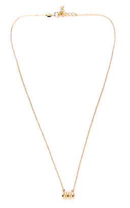 Gold Philosophy: Under the Arc Necklace | Jewelry,Jewelry > Necklaces -  Hiphunters Shop