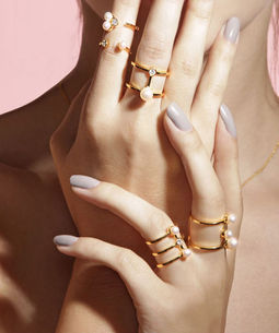 Gold Philosophy: Single Coil Ring | Jewelry,Jewelry > Rings -  Hiphunters Shop
