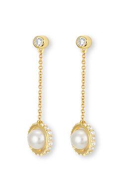 Gold Philosophy: Planet Dangled Earrings | Jewelry,Jewelry > Earrings -  Hiphunters Shop