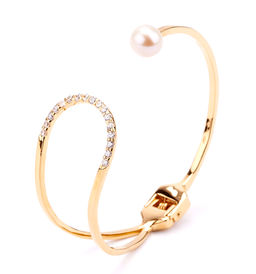 ECLIPSE PEARL BANGLE