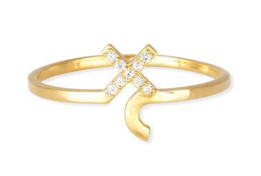 Gold Philosophy: Jupiter X Knuckle Ring | Jewelry,Jewelry > Rings -  Hiphunters Shop