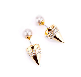 ROCKET PEARL EARRINGS