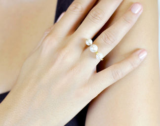 Gold Philosophy: Planet Ring   Jewelry,Jewelry > Rings -  Hiphunters Shop