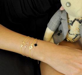 Gold Philosophy: Pallas Diamond Bracelet | Jewelry,Jewelry > Bracelets -  Hiphunters Shop