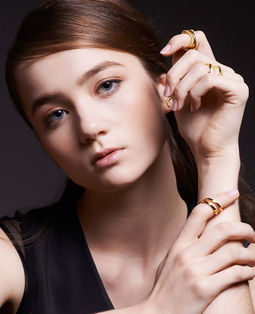 Gold Philosophy: SOLAR RING | Jewelry,Jewelry > Rings -  Hiphunters Shop