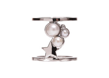 Gold Philosophy: PEARL GALAXIES RING | Jewelry,Jewelry > Rings -  Hiphunters Shop