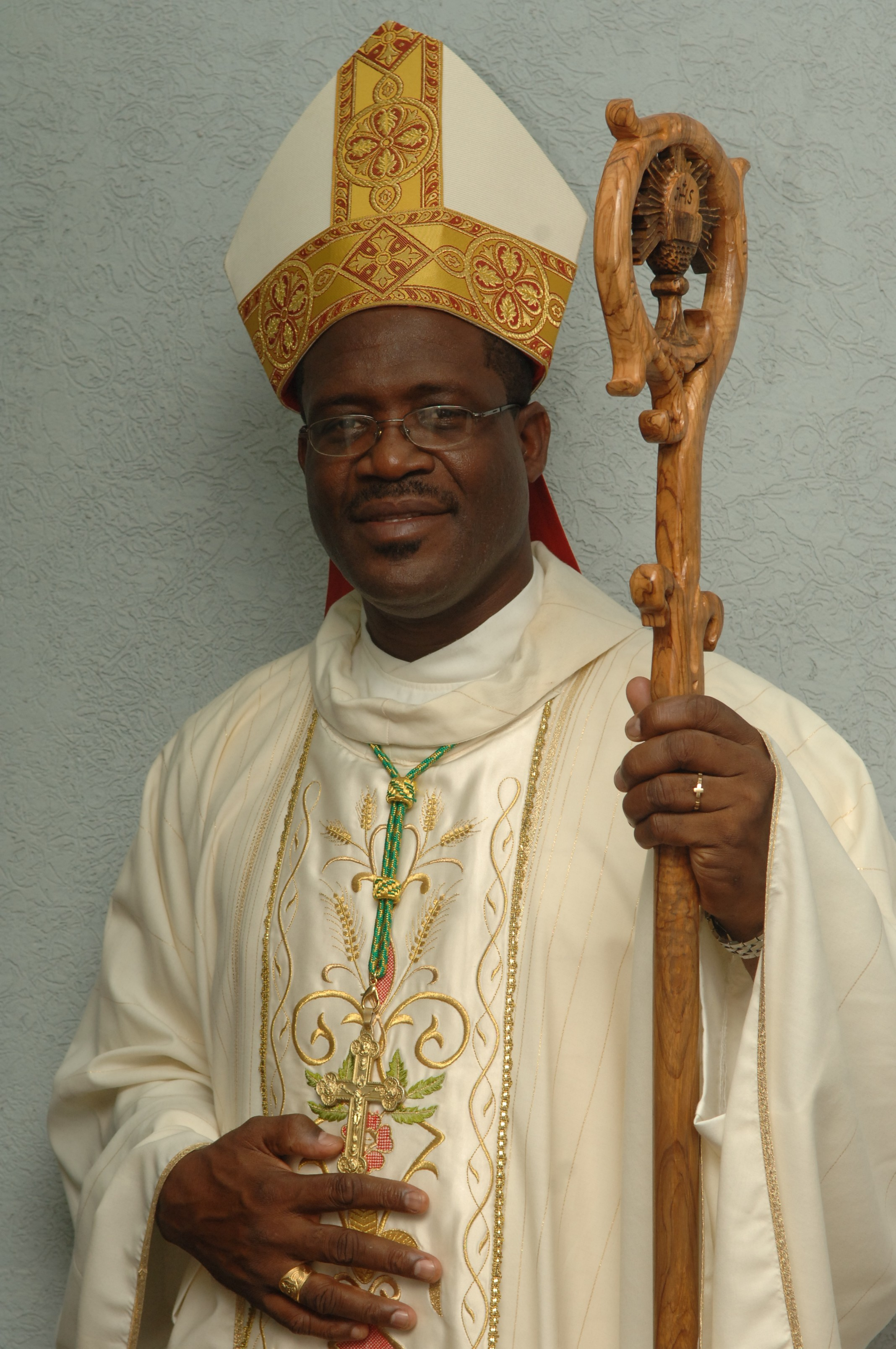Bishop Malzaire speaks out Bishop