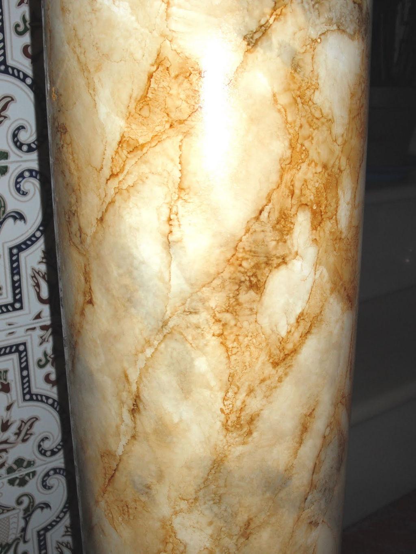 Altdecor servicios de pintura y alta decoraci n en - Columna de marmol ...