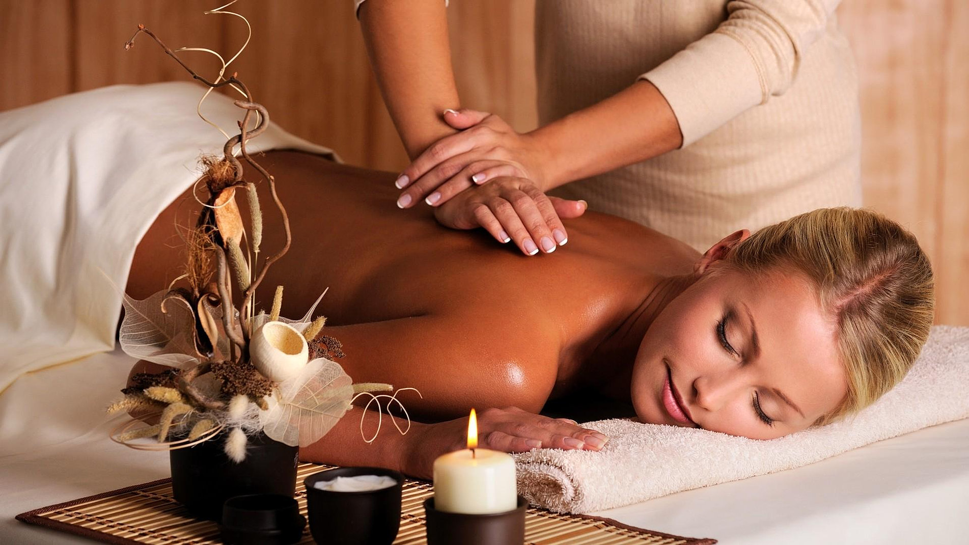 Тайский массаж онлайн 23 фотография