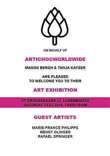 vernissage 43 Groussgaass-Galerie