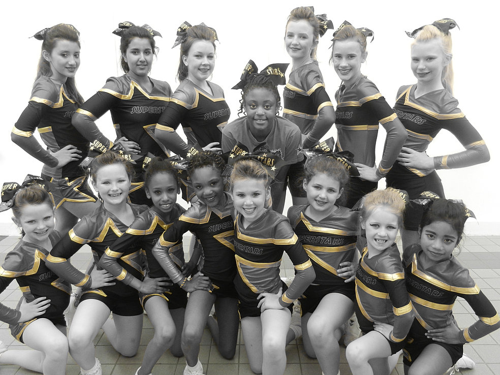 Cheerleading Beginner To Elite Level Cheer In Reading
