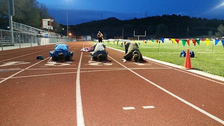 weston twilight track meet 2015