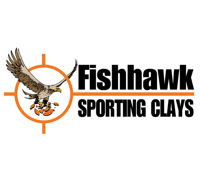Fleming advertising and design graphics logos marketing for Fish hawk sporting clays
