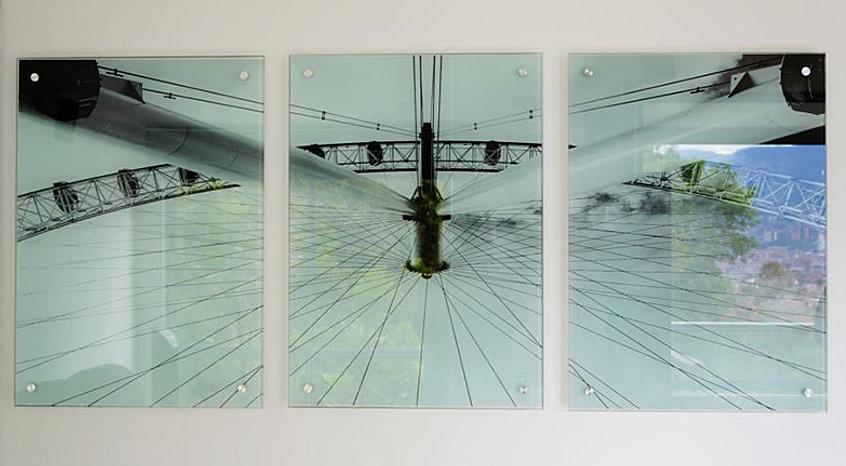 Cuadros en vidrio y mdf - Vidrio plastico para cuadros ...