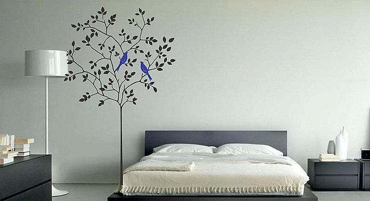 Vinilos decorativos cuadros y murales geckowall for Murales y vinilos infantiles