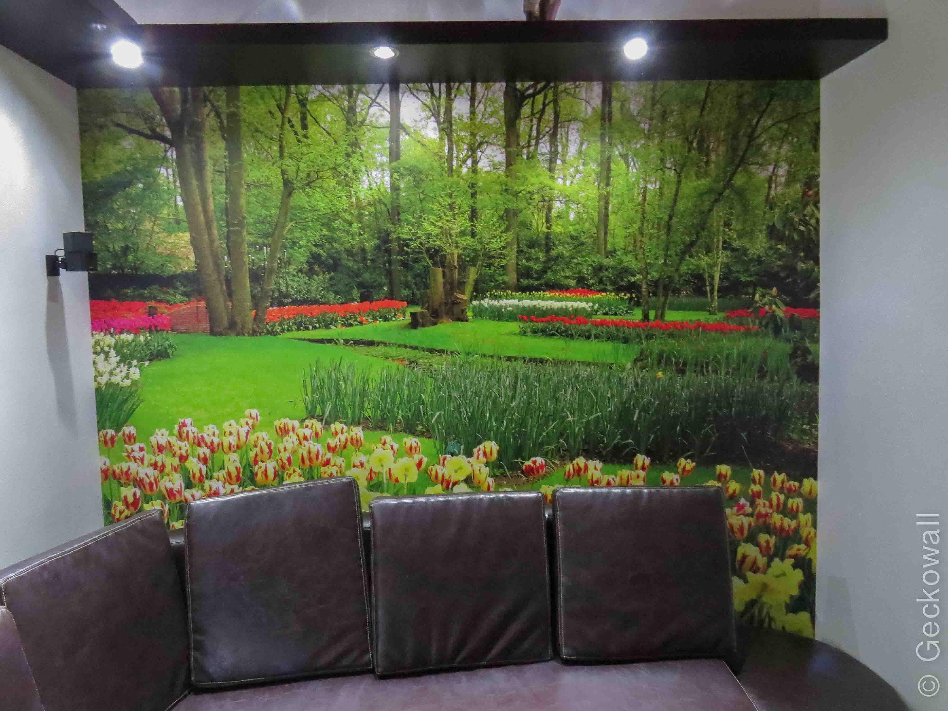 Vinilos decorativos cuadros y murales geckowall mural for Vinilos murales paisajes