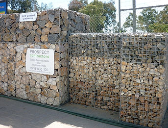 Prospect Contractors Gabion Installers Civil and Domestic