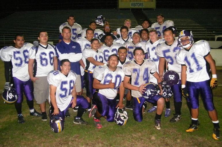Santiago High Cavaliers Football About Us