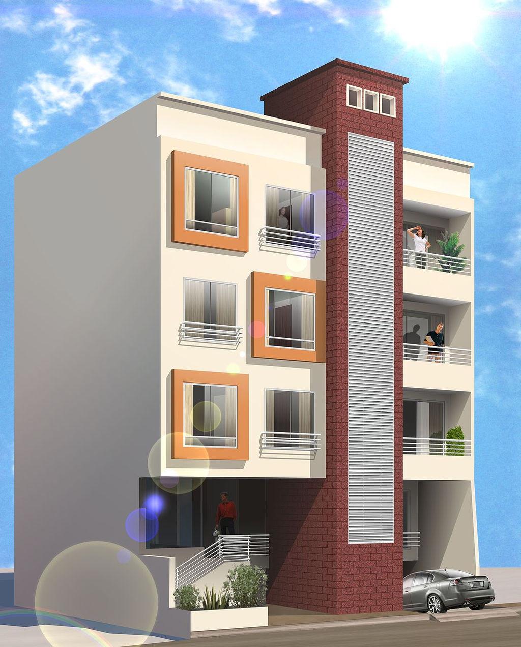 Edificio Sanalejo Apartamentos Barrancabermeja