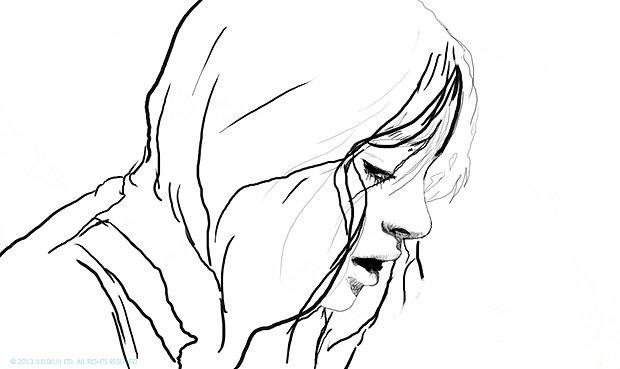 Noreen Sketch