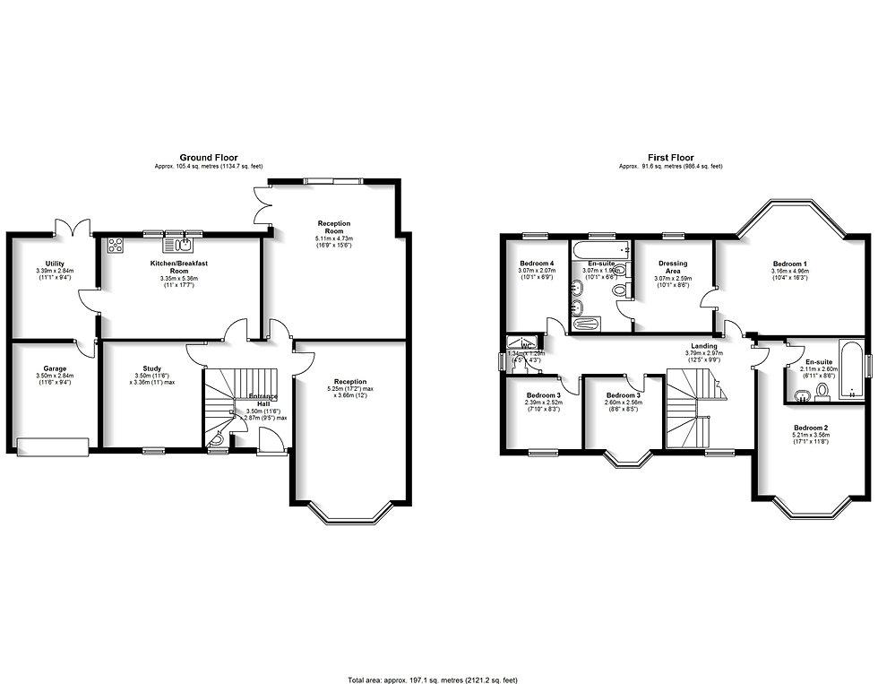 Floor plans for Houseplans net