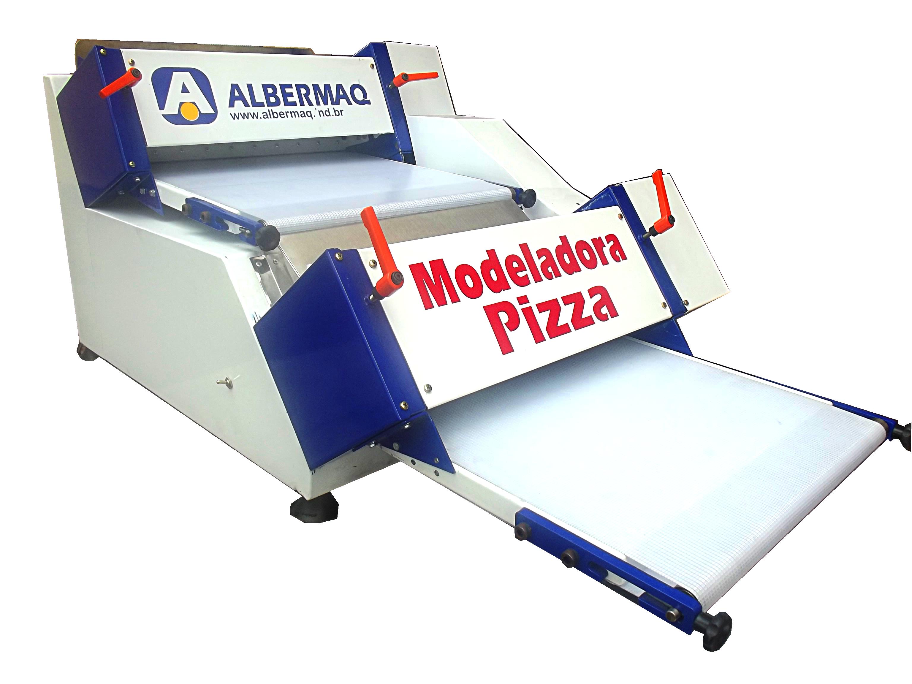 modeladora de pizza