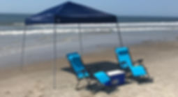 Cabana Cooler Chairs