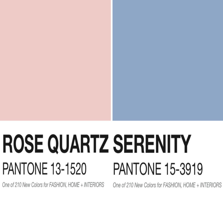 rose quartz serenity pantone we are there mayamam. Black Bedroom Furniture Sets. Home Design Ideas