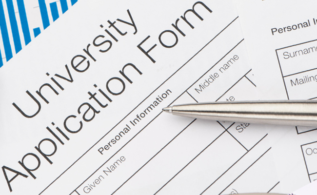 Jumpstart Your College Applications – College Application