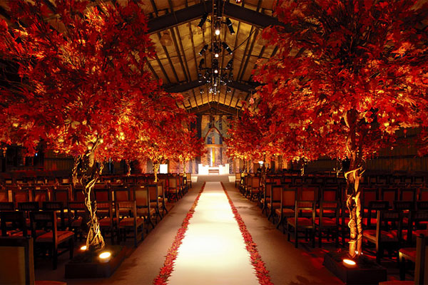 Fall in love with fall wedding decor oliver events online junglespirit Gallery