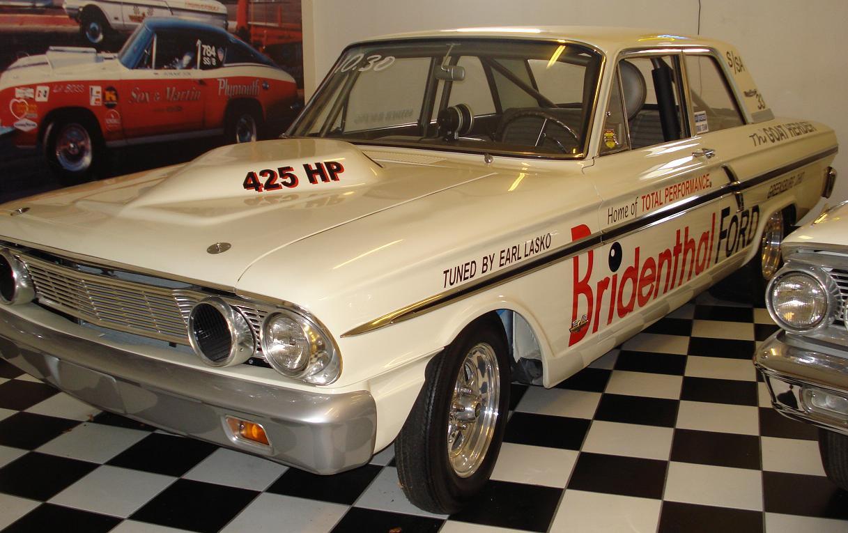 1964 Thunderbolt
