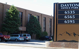 Located in Dayton Office Park