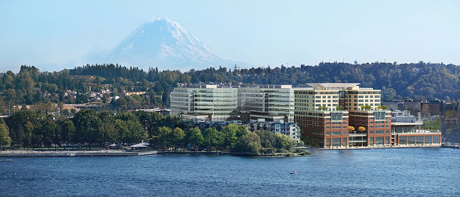 Αποτέλεσμα εικόνας για Hyatt Regency Lake Washington at Seattle's Southport Opens