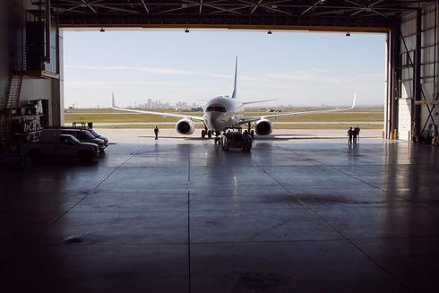 Aircraft Hangar
