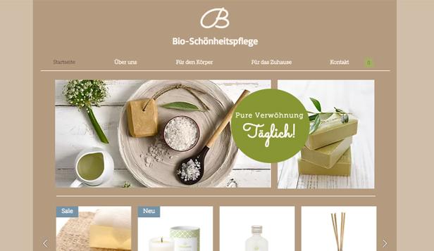 Html homepage vorlagen f r online shop wix for Shop homepage