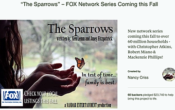 "Ambrosia's first release from their new CD, ""Hopes And Dreams will be featured On Fox this fall on ""The Sparrows""."