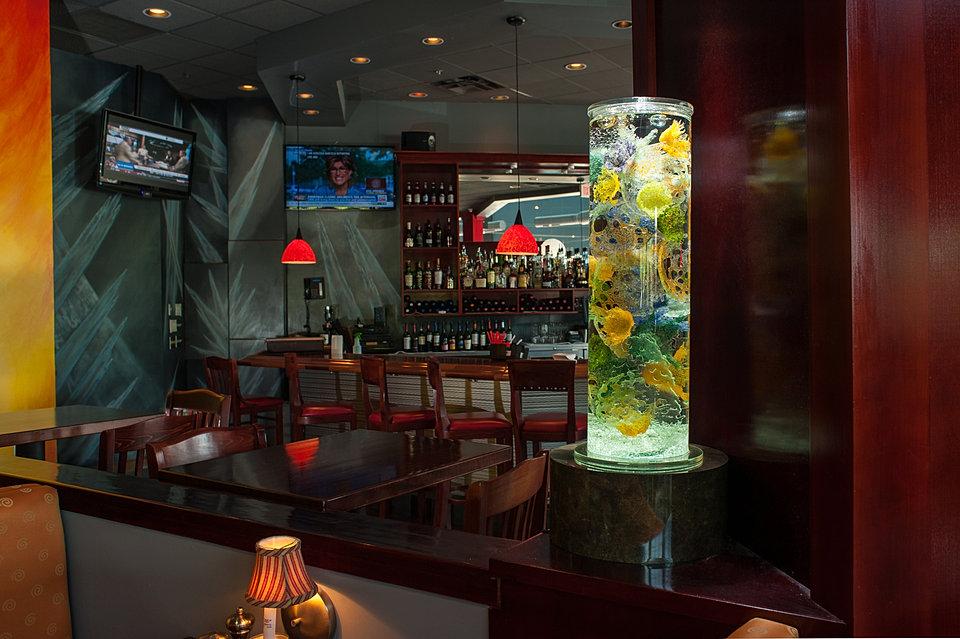 Sea Core in a bar