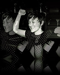 One of London's most popular lesbian DJ and Promoters